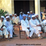 Des musulmans centrafricains à Bangui(Photo crédit: Centrafrique-presse)