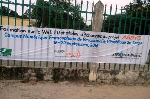 Article : Brazzaville : ouverture des travaux des ateliers de formation sur le web 2.0 et d'échanges sur le projet ARDYIS