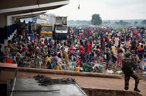 Article : Centrafrique : sur fond de violence, une crise humanitaire sans précédent se profile à l'horizon