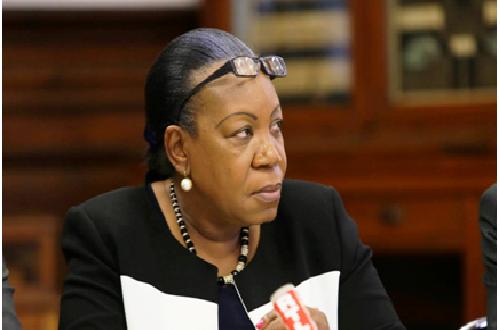Article : Centrafrique : Catherine Samba-Panza à la présidence