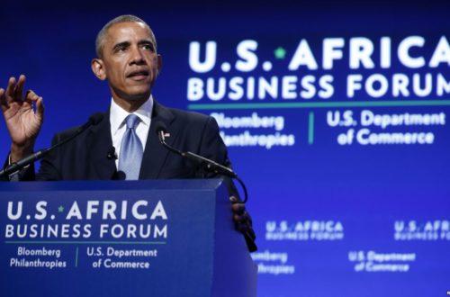 Article : Que pouvons-nous attendre du sommet Etats-Unis/Afrique ?