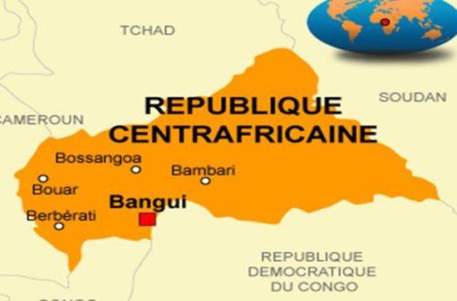 Article : Centrafrique, ce pays de paradoxes