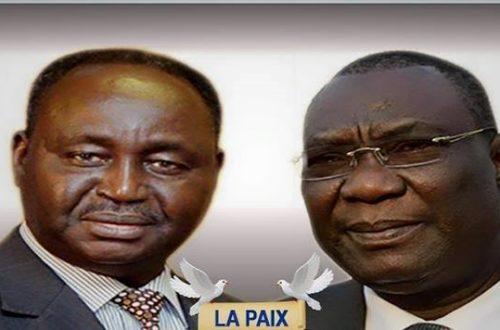 Article : Janvier, mois record des accords pour la Centrafrique