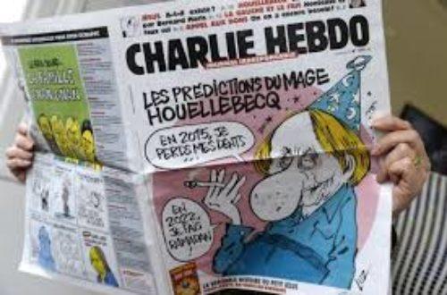Article : La fusillade de Charlie Hebdo, un acte anti-islamique