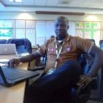 «Le changement, c'est nous et c'est maintenant», Baba Mahamat jeune centrafricain vivant au Cameroun