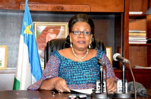 Article : Que retenir de la transition de Catherine Samba Panza en Centrafrique