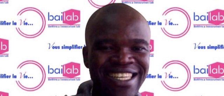 Article : A la rencontre de Marius Gnalis, jeune entrepreneur centrafricain ferru d'innovation